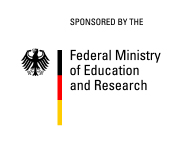 Sponsored by the: Federal Ministry of Education and Research (BMBF)