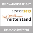 BEST-OF Branchensoftware 2013