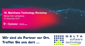 Mainframe Technology Workshop der T-Systems